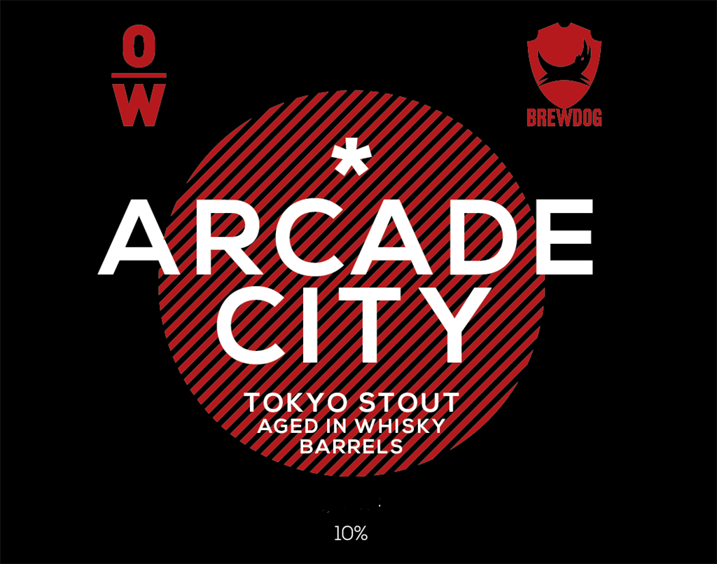 OverWorks Arcade City 10% 20l