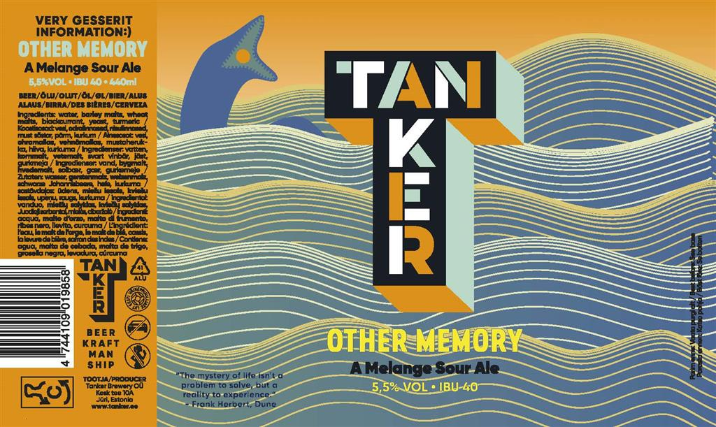 Tanker Other Memory 5.5% 0,44lcan