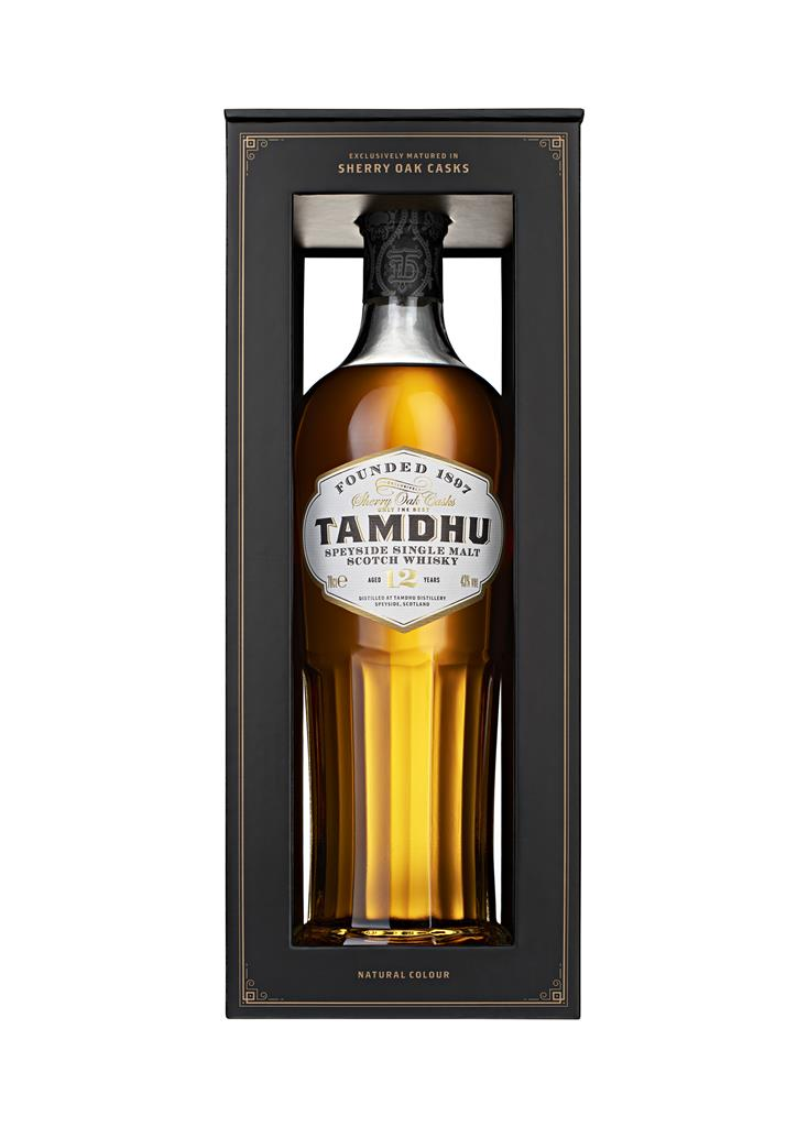 Tamdhu 12 Year Old 43% 0,7l