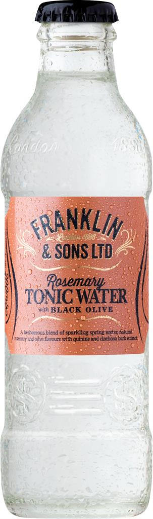 Franklin Rosemary Tonic Water 0,2l