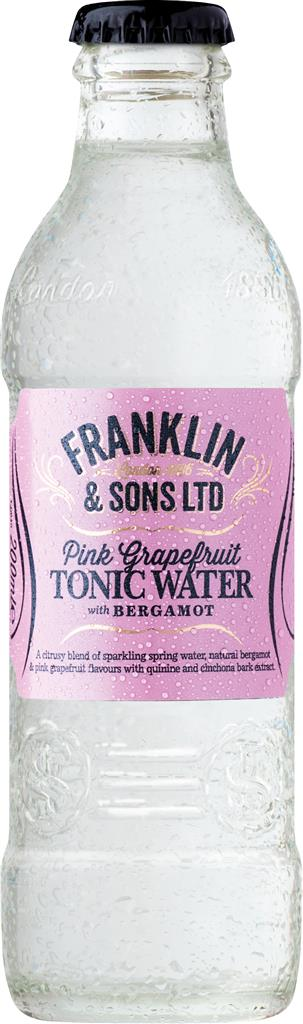 Franklin PinkGrape Tonic Water 0,2l