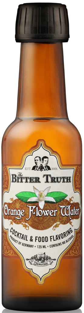 Bitter Truth OrangeFlowerWater125ml