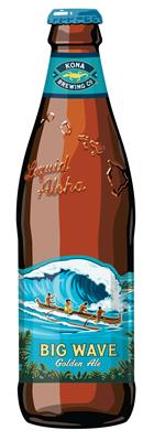 Kona Big Wave GoldenAle 4.4% 0,355l
