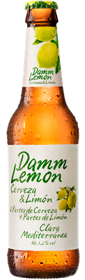 Damm Lemon 3.2% 0,33l