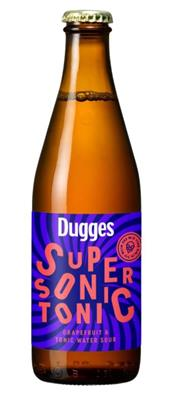 Dugges Supersonic Tonic 4% 0,33l
