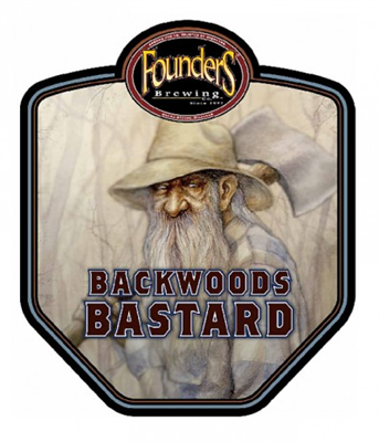Founders Backwoods 11.1% 29,3l