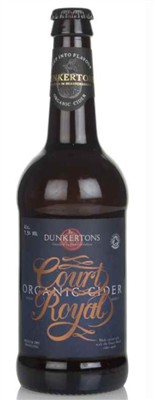 Dunkertons Court Royal 7.5% 0,5l