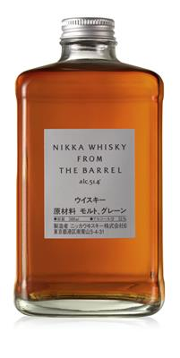 Nikka from Barrel Whisky 51.4% 0,5l