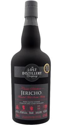 Jericho Classic Whisky 43% 0,7l