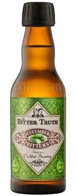 Bitter Truth Cucumber 39% 0,2l