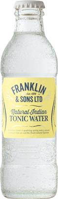 Franklin Indian Tonic Water 0,2l