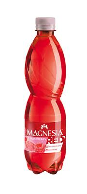 Magnesia RED Rasp 0,5l PET