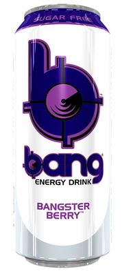 Bang Bangster Berry 0,5l can
