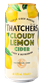Thatchers Cloudy Lemon 4% 0,44l can